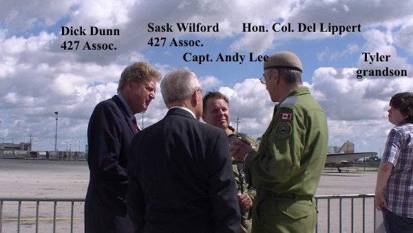 Dick, Sask,Del and Andy