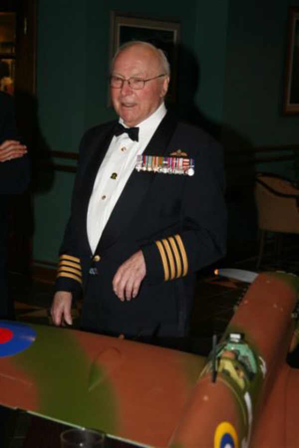 LCol Middlemiss in uniform